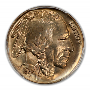 1936 Buffalo Nickel Value