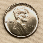 1944 Lincoln Steel Penny