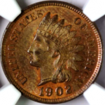 1902 Indian Head Penny value
