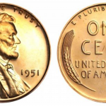 1951 wheat penny