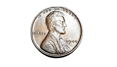 1944 steel penny ebay