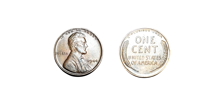 1944 steel penny value